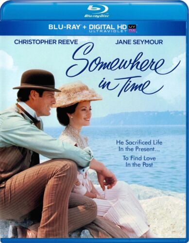 Somewhere in Time (Christopher Reeve) New Region B Blu-ray