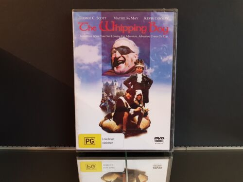 The Whipping Boy - DVD Video NEW/Sealed