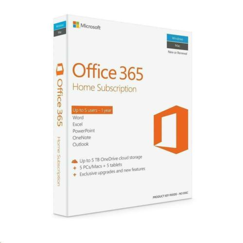 Microsoft Office 365 Personal English 2016 APAC DM 1 Year Subsciption