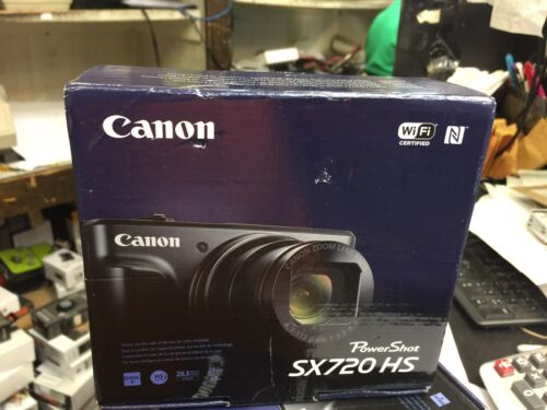 New canon powershot sx720 hs Red Free Shipping