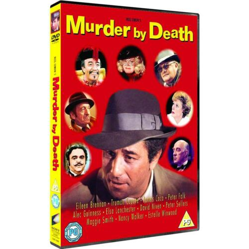 Murder By Death (Eileen Brennan, Truman Capote) New Region 4 DVD