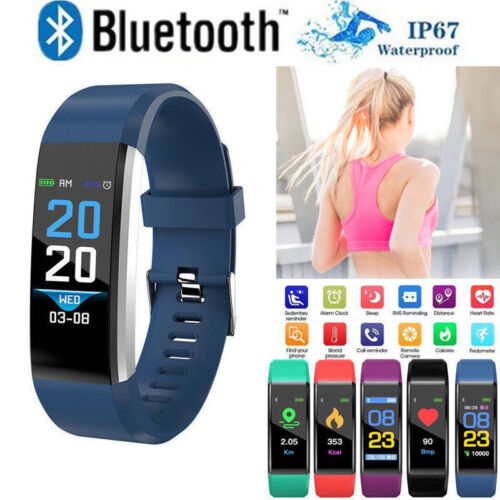 Smart Watch Heart Rate Blood Pressure Monitor Sport Fitness Activity Tracker Hot