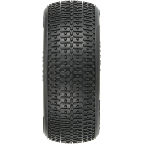 PROLINE TRANSISTOR 2.2 4WD M3 SOFT FRONT BUGGY TYRE 2PCS - OPEN CELL INSERTS - P