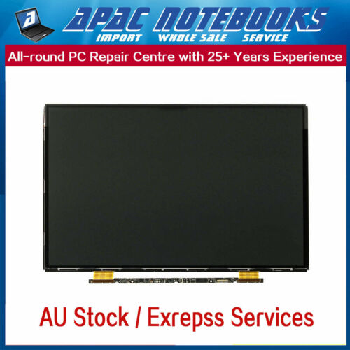 """LG Display Panel + Installation+Free Shipping for MacBook Air 13"""" A1369 A1466"""