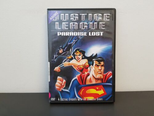 Justice League: Paradise Lost - Anime DVD