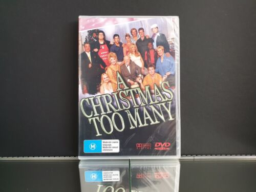 A Christmas Too Many DVD Video *NEW/Sealed