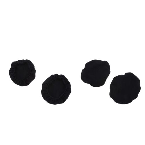 4x Stretchable Headphone Covers Earcup Earpad Fit 9~11cm Headset