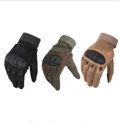 M - GUANTI MOTO TOUCH SCREEN CAFE RACER VINTAGE STYLE MOTOCICLISMO OUTDOOR