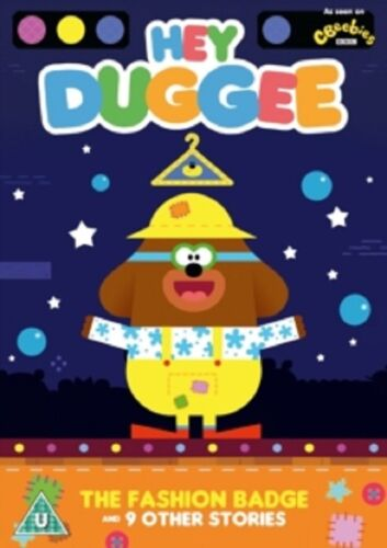 Hey Duggee The Fashion Badge and 9 Other Stories & Nine New Region 4 DVD