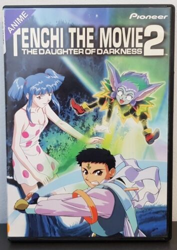 "Tenchi the Movie 2: ""The Daughter of Darkness"" (1997) - Anime DVD"