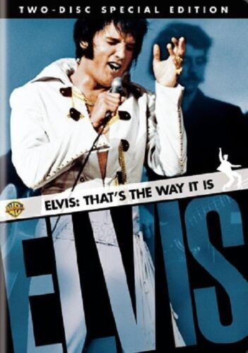 Elvis That's the Way It Is (Elvis Presley) Thats Special Edition Region 1 DVD