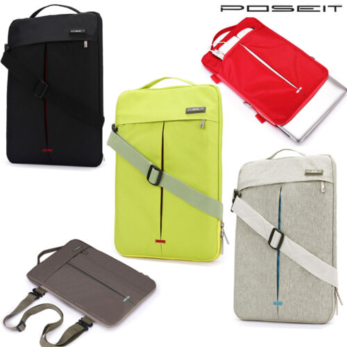 Waterproof Laptop shoulder carry bag Sleeve case Pouch For Apple Macbook Pro/Air