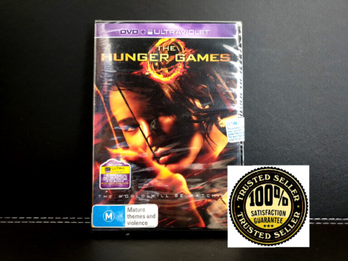 The Hunger Games DVD Video *NEW/Sealed