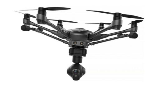 YUNEECTyphoon H Hexacopter with CGO3+ 4K Camera.