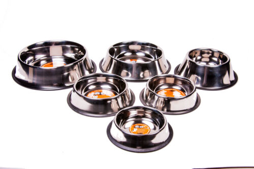 GoGo® Stainless Steel Dishes – No Tip