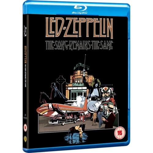 Led Zeppelin The Song Remains the Same Special Edition New Region B Blu-ray