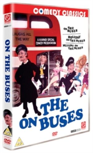 On the Buses + Mutiny On the Buses + Holiday On the Buses Region 2 DVD Box Set