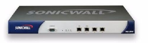SONICWALL PRO 2040 VPN FIREWALL NETWORK SECURITY SWITCH ROUTER