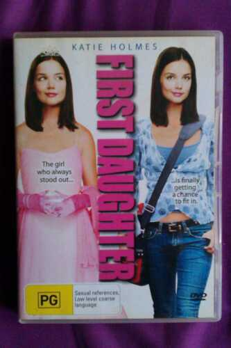 First Daughter (DVD, 2005, Region 4) Katie Holmes, Marc Blucas, Michael Keaton