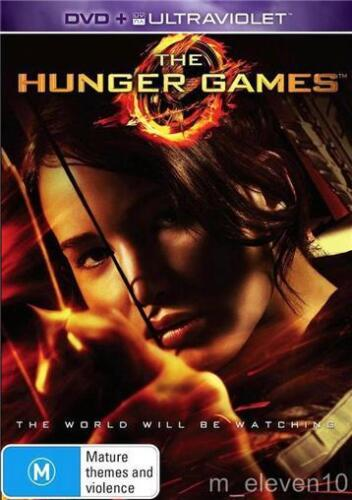 THE HUNGER GAMES 1 : NEW DVD