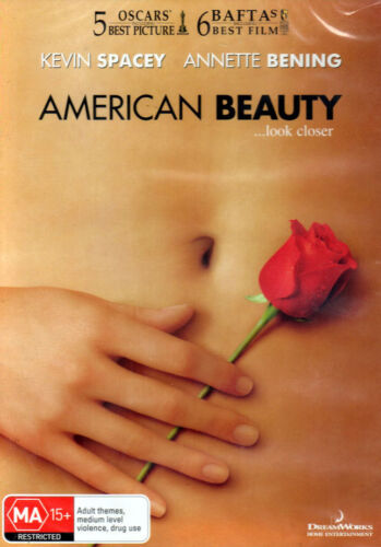 American Beauty - Kevin Spacey, Annette Bening - New Sealed DVD