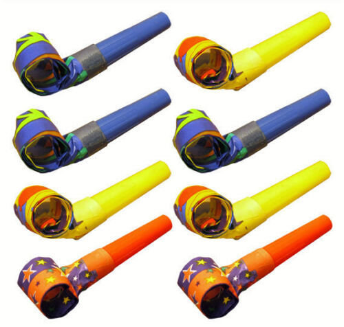 16 Party Blowouts - Pinata Toy Loot/Party Bag Fillers Wedding/Kids