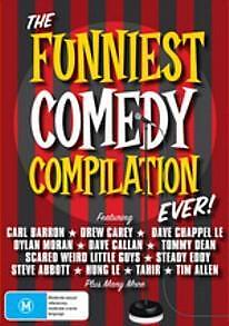 The Funniest Comedy Compilation Ever : NEW DVD