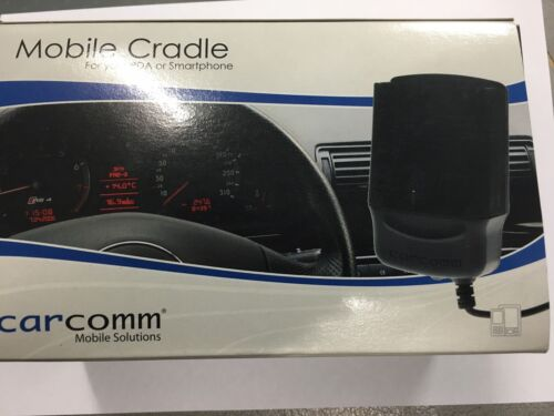 Nokia E52, E55 Mobile Smartphone Cradle by Carcomm - Original. Brand New in Box.