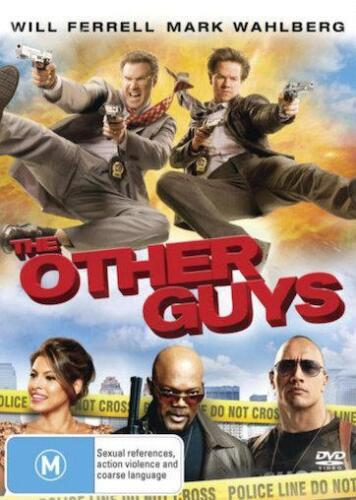 THE OTHER GUYS : NEW DVD