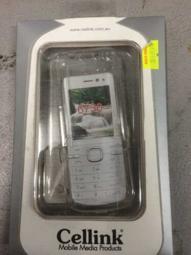 Nokia 6720c Classic Crystal Hard Case in Clear CPC4406. Brand New in packaging.