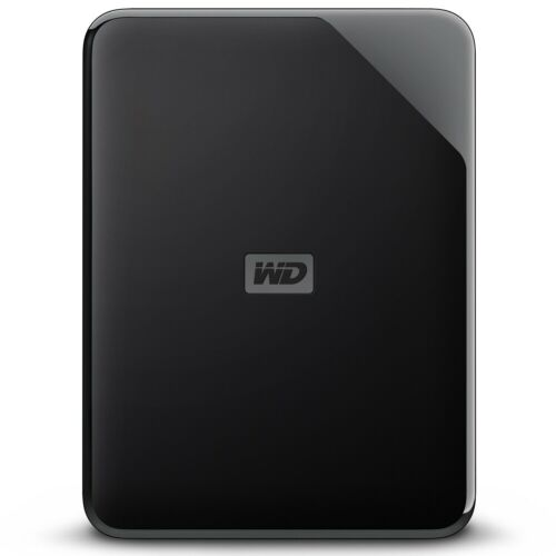 Western Digital WD Elements 1TB 2TB 3TB 4TB USB Portable External Hard Drive HDD