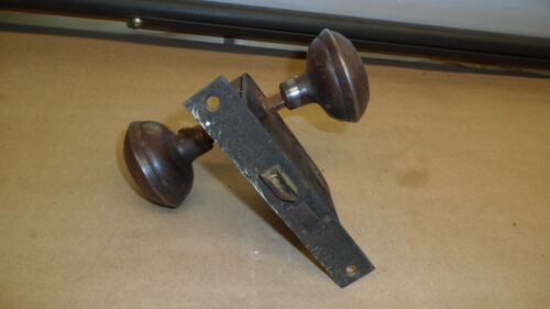 VINTAGE / ANTIQUE DOOR KNOB $ LATCH ASSEMBLY                       # 3600