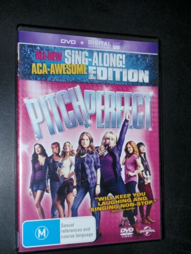Pitch Perfect    Sing along    Awesome edition    DVD    72