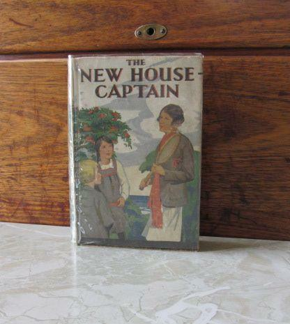 The New House-Captain    1930, Second Edition