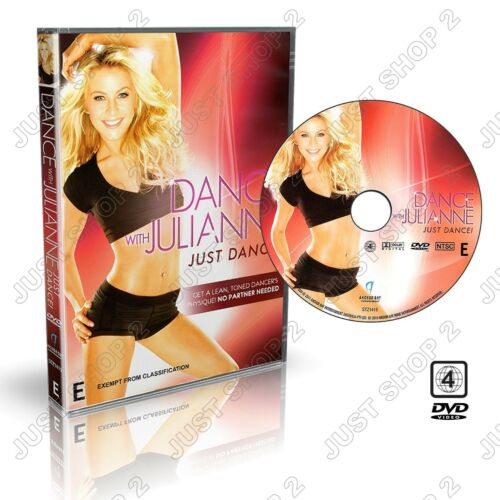 Just Dance Cardio Workout Tone Abs Legs Butt Arms : New Exercise DVD