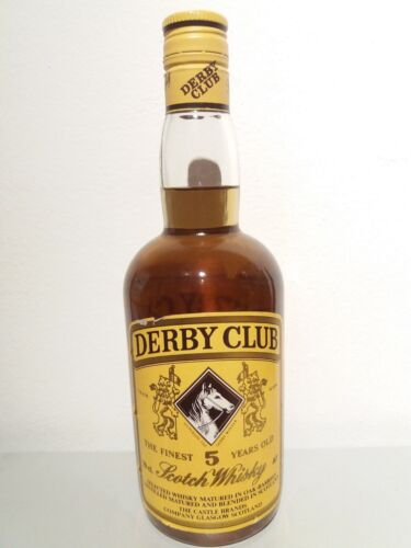 Derby Club Whisky 1990s