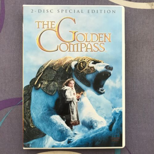 Original DVD Movie - The Golden Compass