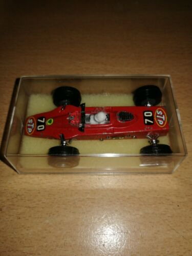 VÉHICULE MINIATURE CHAMPION VOITURE COURSE STP LOTUS INDY 56 F1 MADE IN FRANCE