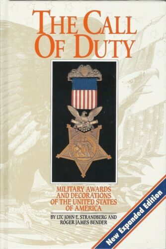 Call of Duty Military Medals of the United States US medals BookOther Militaria - 135