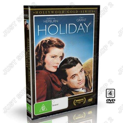Holiday (1938) : Katharine Hepburn & Cary Grant : Brand New & Sealed DVD