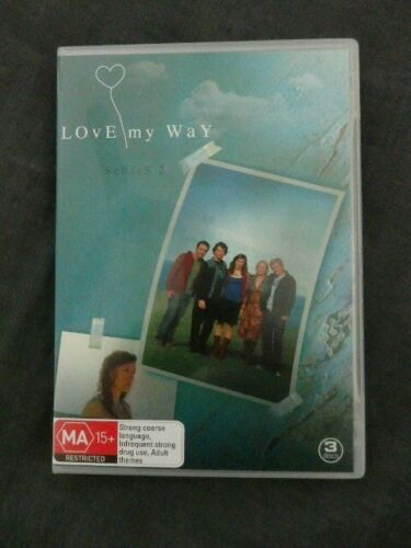 Love My Way Series Two - AS NEW - Discs Never Watched!!!