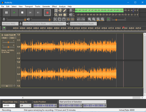 STUDIO MUSIC MP3 AUDIO SOUND EDITING RECORDING SOFTWARE + FREE CONTENT !