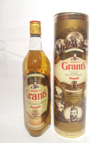 Whisky: Grant's Family Reserve 1990s Limited Edition