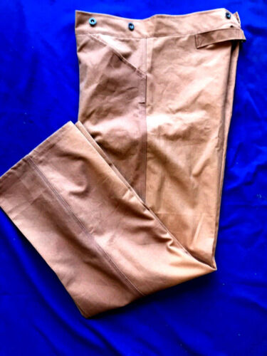US Army M1885 Brown Canvas Trousers size 36Reproductions - 156384