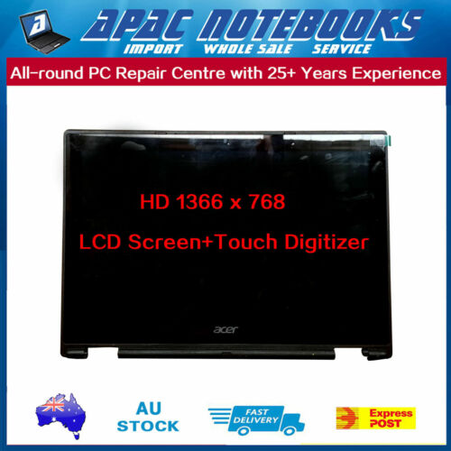 HD LCD Display Touch Screen Assembly for Acer Chromebook R11 C738T