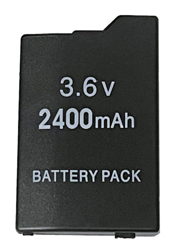 New Rechargeable Battery for PSP 2000 and 3000 Sony PlayStation Portable 2400mAh