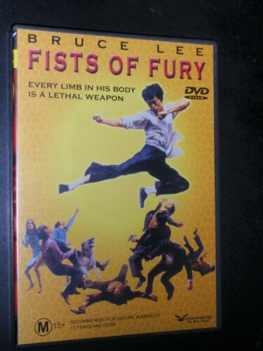 Fists of Fury      DVD    173