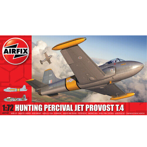 AIRFIX HUNTING PERCIVAL JET PROVOST T.4