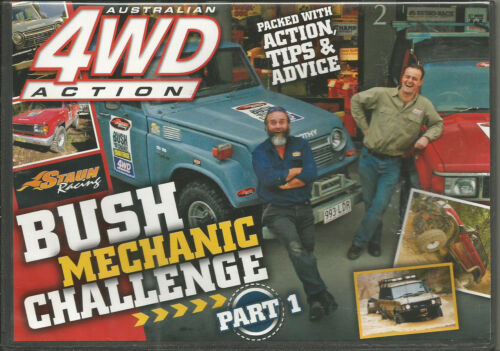 Australian 4wd Action dvd issue 127 ** Like New**...Free Post....Rare...!