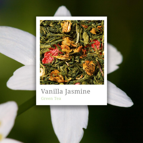Premium Green and White Tea - Vanilla/Jasmine